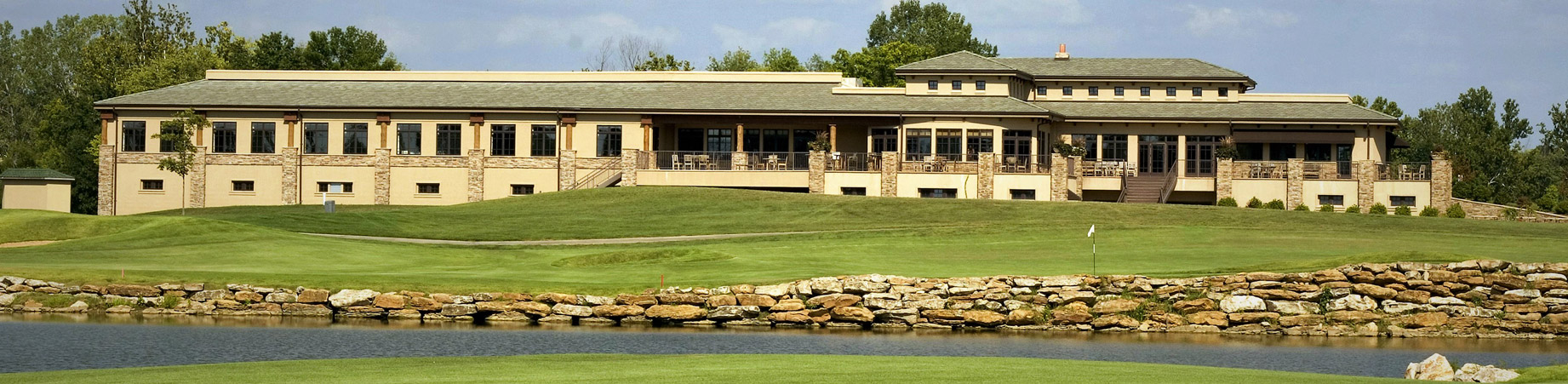 The Clubhouse at Old Hickory Golf Club