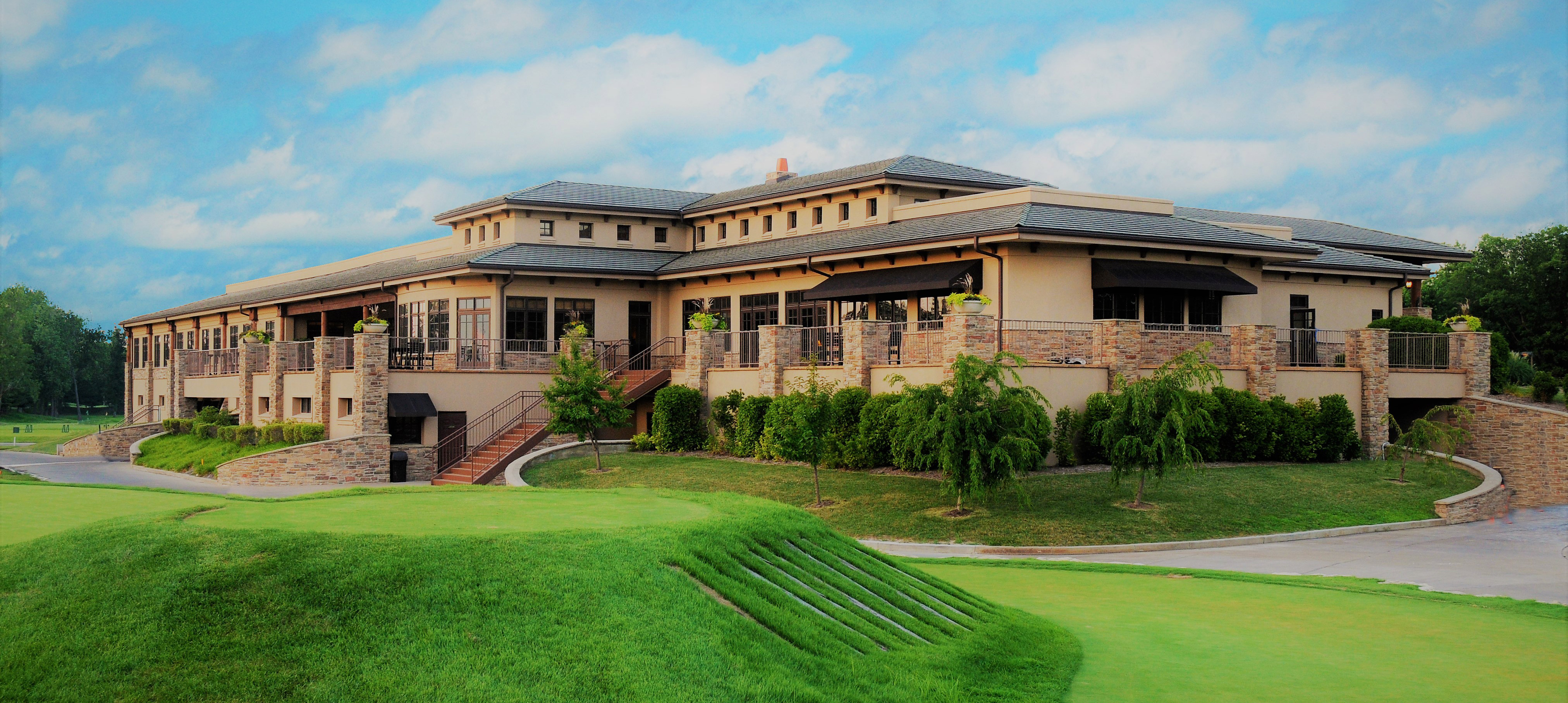 Old Hickory Golf Club - the Clubhouse